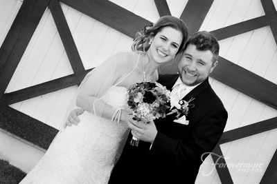 Normandy Farm wedding sneak peek link to gallery