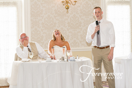 Spring Mill Country Club wedding photography