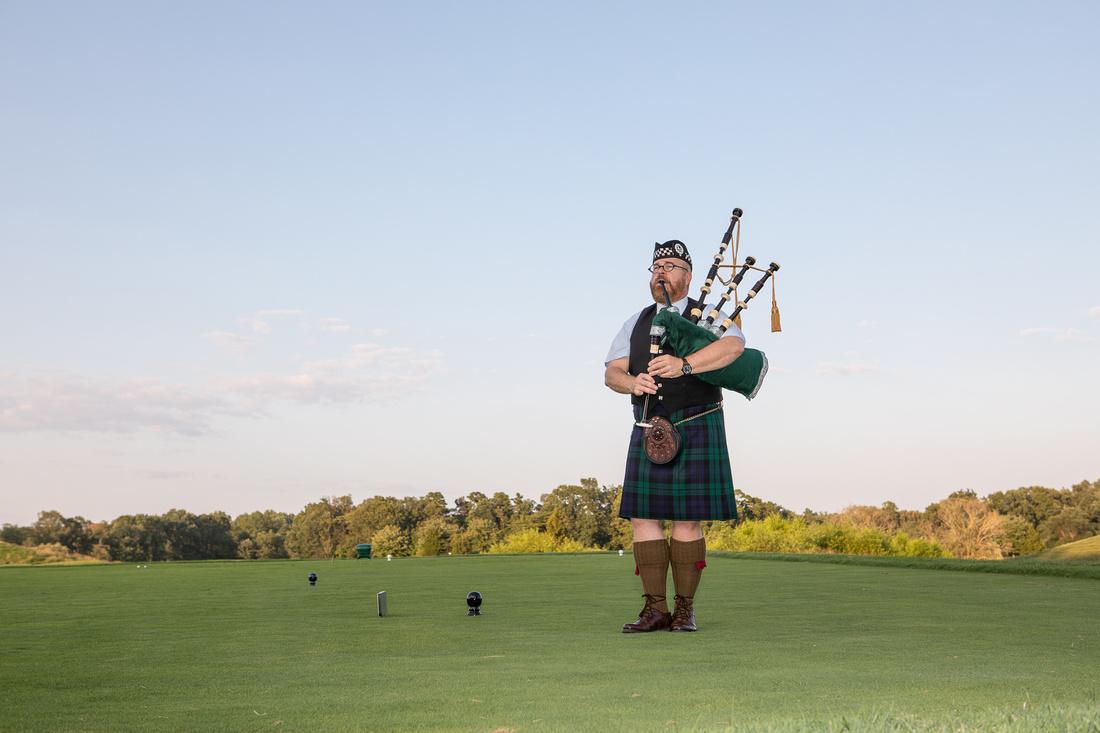 Scotland Run Wedding Images