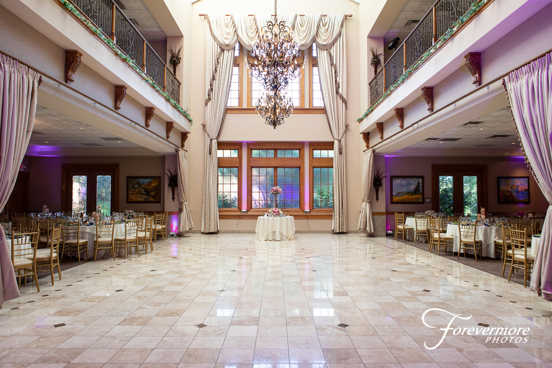 Talamore Country Club Ballroom